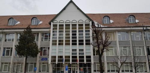 Clădirea Colegiului National Octavian Goga Sibiu (2020) - 2