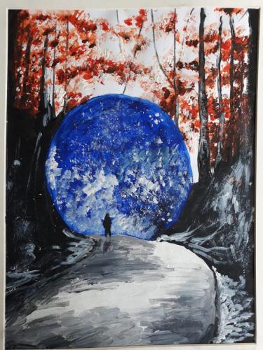 Drumul spre infinit