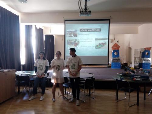 prezentarea proiectului realizata de elevi (2)